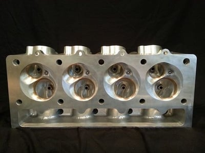 Billet Small Block Ford - hemi