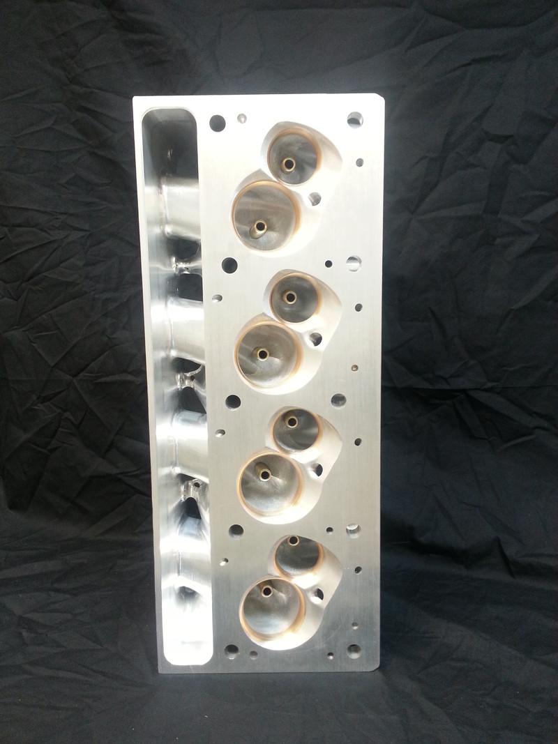 Z on Engine Block Cylinder Head