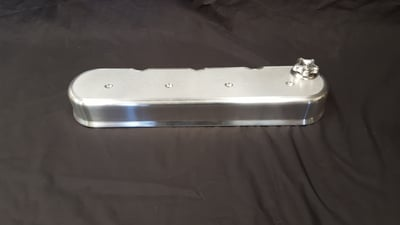 GM LS Valve Covers - Extra Tall (Drilled for Coil Brackets)
