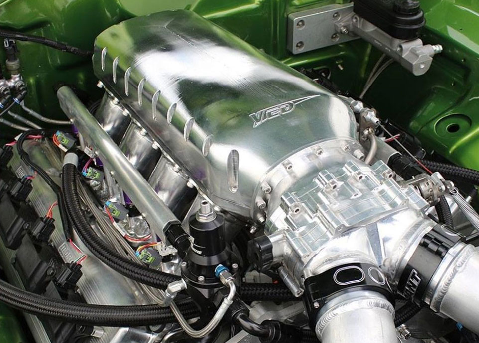High Performance Racing Engines Induction Specialist