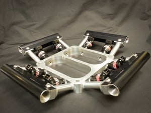 Custom Carburetor Spacers - Visner Engine Development